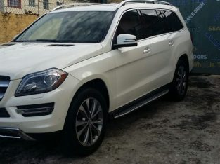 Mercedes Benz GL450 2015