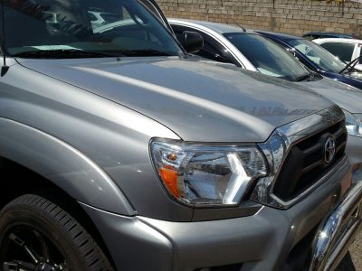Toyota Tacoma as new 2015
